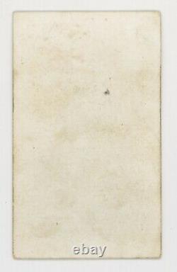 1860's CIVIL WAR CDV BLACK AMERICANA, SLAVE OR FREEDMAN POSS. NEW ORLEANS, PHOTO