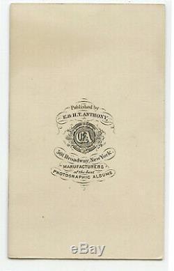 1860s Civil War cdv PRESIDENT ABRAHAM LINCOLN & his CABINET Seward STANTON Blair
