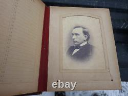 1879 album CONNECTICUT legislature CIVIL WAR veterans