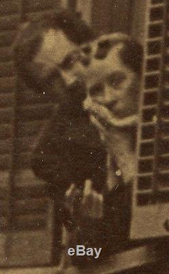 1882 Chicago Drum Major W. Nevans Brooklyn Sherman's March Post CIVIL War Photo