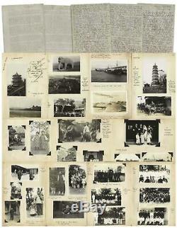 1928/31 Chinese Civil War 800 Silver Gelatin Photos Etc