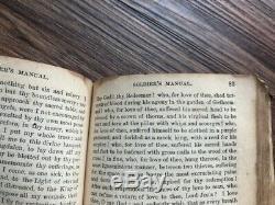 69th Irish Brigade Civil War Soldiers Prayer Book