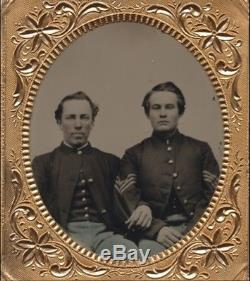 6th plate Civil War tintype