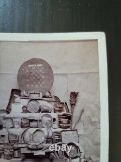 Andersonville Relics Clara Barton Civil War POW CDV Anthony/Mathew Brady RARE