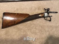 Antique Civil War Era Revolving Rifle Parts Colt Remington 1855 1858