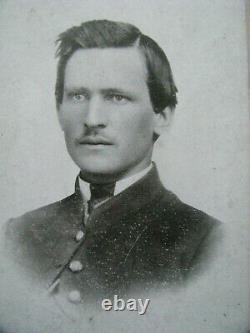 CIVIL War Illinois Soldier Photo Lee County Identified