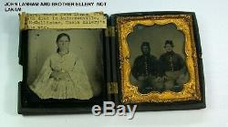 CIVIL War Photograph Andersonville CIVIL War ID Soldiers Confederate Union