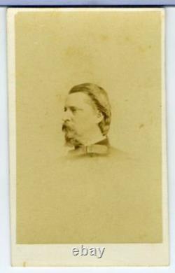 Cdv- CIVIL War General Winfield Scott Hancock Gettysburg