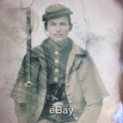 Civil War Ambrotype