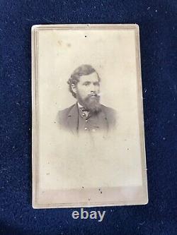 Civil War CDV Capt Edwin Osborne 149th Pennsylvania Bucktail Reg. Positive ID