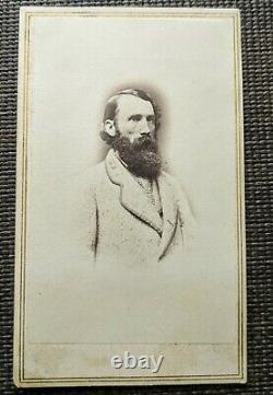 Civil War CDV Confederate General A. P. Hill