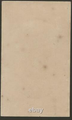 Civil War CDV Confederate General William Preston