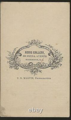 Civil War CDV & Diary of Captain Arnold D Collins 34th Pa Vols WIA 2X