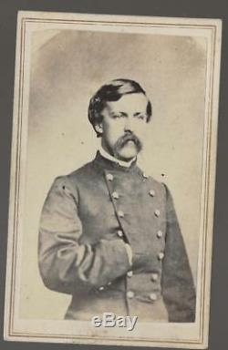 Civil War CDV Lt Colonel Charles Townsend 106th NYVI KIA Cold Harbor
