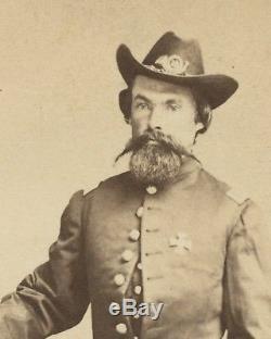 Civil War CDV Medal of Honor Winner Modoc War 12th US Inf Nez Perce Camas Idaho