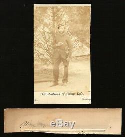 Civil War CDV Sargent Gustav Wiener 29th New York Voluteers