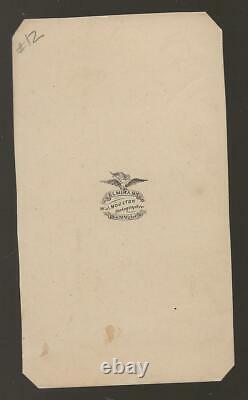 Civil War CDV Union Colonel Guilford D Bailey KIA Malvern Hill