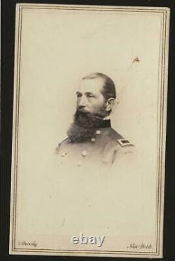 Civil War CDV Union General David Russell KIA Cedar Creek Va