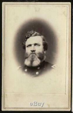 Civil War CDV Union General George Thomas the Rock of Chickamauga 2
