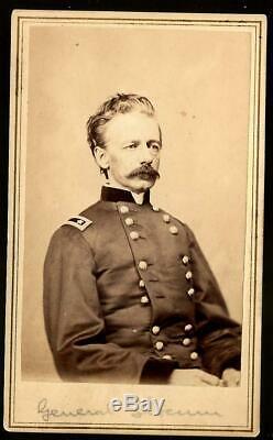 Civil War CDV Union General Henry Slocum XII Corps