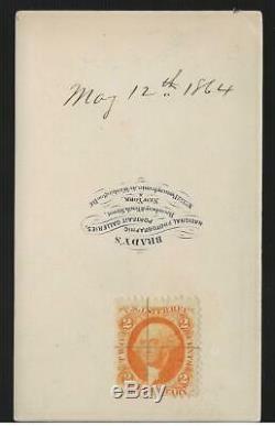 Civil War CDV Union General Horatio G Wright VI Corps