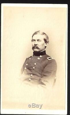 Civil War CDV Union General John Buford by Anthony