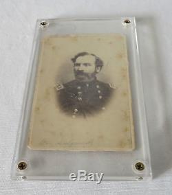 Civil War CDV of General John Sedgwick