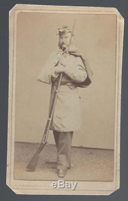 Civil War Era CDV Colonel Charles Graham Halpine 69th NYVI Irish Brigade