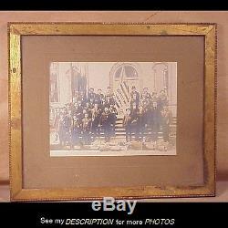 Civil War GAR Reunion Photograph Post 4 Keene NH Major General John Sedgwick