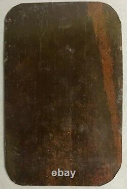 Civil War Hand-Tinted 1/6 Plate Tintype Depicting Confederate Drummer c. 1863