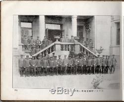 Civil War. Japanese intervention in Siberia. Photo-album of Siberia 1919-1920