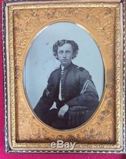 Civil War Tintype
