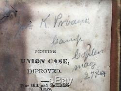 Civil War Tintype Probable 3rd West Virginia Infantry