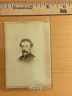 Civil War era 1st lieutenant Minnesota