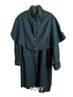 Civil war Union Uniform Overcoat Foot Pattern