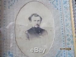 Famous Civil War General John R. Kenly family estate lot 60+ photos CDV's books