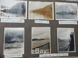GERMAN NAVAL ALBUM SHIP LIFE VISITS SPANISH CIVIL WAR etc 440 photographs