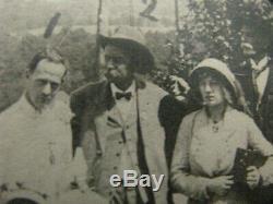 Gettysburg CIVIL War Mississippi Confederate Veteran Reunion Photo 1913