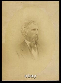 Joshua Chamberlain Albumen Photo Civil War MOH Recipient Gettysburg