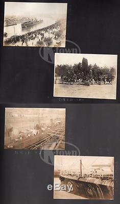 Kuomintang Republic Of China Navy Chiang Kai Shek Chinese CIVIL War Photo Album