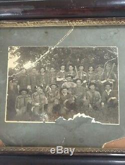 Original Civil War Era Antique Base Ball Photo