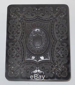 RARE Civil War Soldier Tintypes and Hospital ID Record NY Co. B