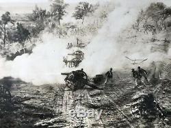 Rare Set Gettysburg Cyclorama Original Photographs Harry Potter Civil War Photo