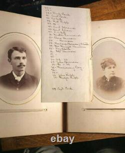 Rupp House Gettysburg College Faculty Students CIVIL War Photo Album Confederate