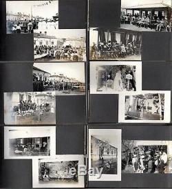 Russian Civil War 1919. Japanese intervention Siberia. Album 34 photo. VLADIVOSTOK