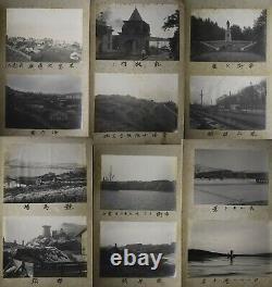 Russian Civil War 1920. Japanese intervention Siberia. Album 73 photo. VLADIVOSTOK