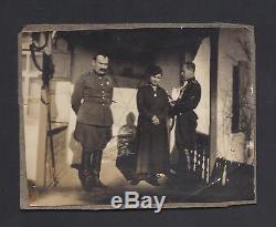 Russian Civil War Photo Baron Roman von Ungern-Sternberg & Ataman Semyonov