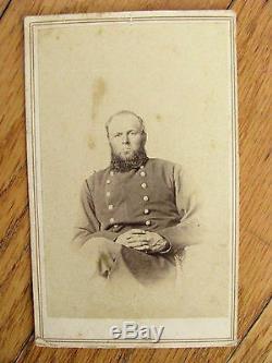 Sand Creek Massacre Colonel John Chivington CIVIL War Era CDV Photo