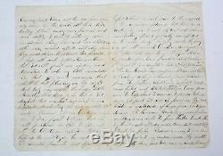Vicksburg Civil War Letters Matching Armed Tintype 25th Wisconsin Volunteers