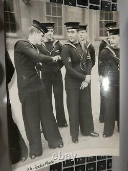 Yangtse Incident H. M. S. Amethyst CHINESE CIVIL WAR 1949 ORIG PRESS PHOTO medal
